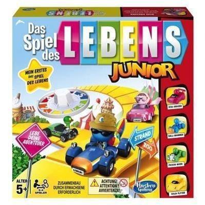 Das Spiel des Lebens, Junior (Kinderspiel)