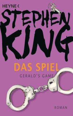 Das Spiel (Gerald's Game) - Stephen King |