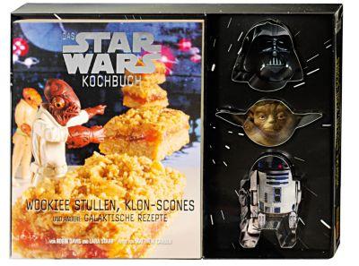 Das Star Wars Kochbuch - Wookiee Stullen, Klon-Scones und andere galaktische Rezepte -  pdf epub