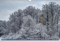 Das Steinfurter Bagno im Wandel der Jahreszeiten (Wandkalender 2019 DIN A3 quer) - Produktdetailbild 1