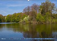 Das Steinfurter Bagno im Wandel der Jahreszeiten (Wandkalender 2019 DIN A2 quer) - Produktdetailbild 3