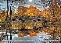 Das Steinfurter Bagno im Wandel der Jahreszeiten (Wandkalender 2019 DIN A4 quer) - Produktdetailbild 11