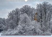 Das Steinfurter Bagno im Wandel der Jahreszeiten (Wandkalender 2019 DIN A4 quer) - Produktdetailbild 1