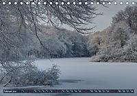 Das Steinfurter Bagno im Wandel der Jahreszeiten (Tischkalender 2019 DIN A5 quer) - Produktdetailbild 2