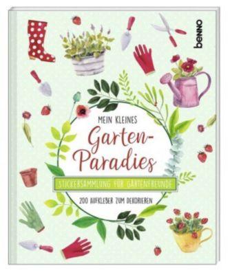 Das Stickeralbum Mein kleines Gartenparadies