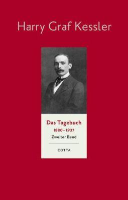 Das Tagebuch 1880-1937: Bd.2 1892-1897 - Harry Graf Kessler  