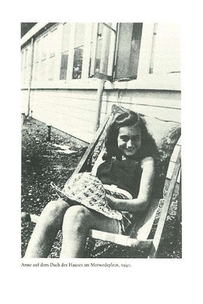Das Tagebuch Der Anne Frank Buch Bei Weltbildch Online Bestellen