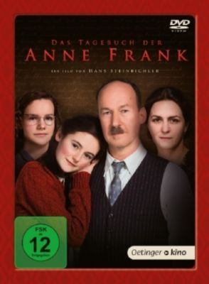 Das Tagebuch der Anne Frank, 1 DVD, Anne Frank