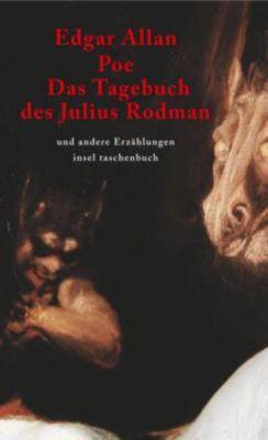 Das Tagebuch des Julius Rodman und andere Erzählungen, Edgar Allan Poe