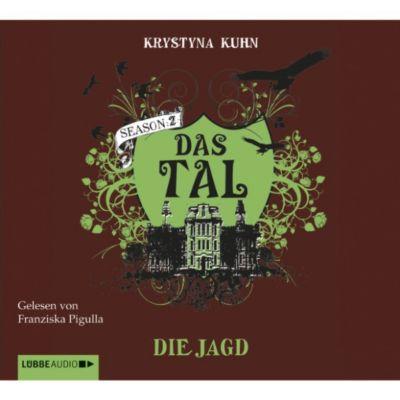 Das Tal Season 2 Band 3: Die Jagd, Krystyna Kuhn