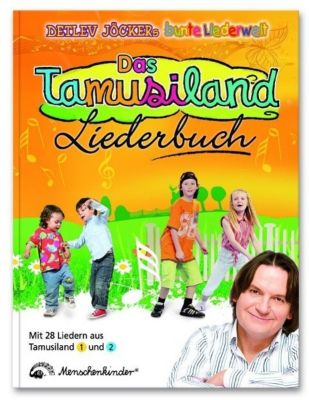Das Tamusiland Liederbuch