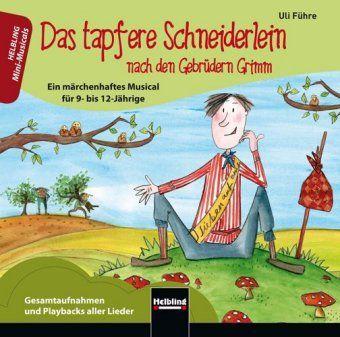 Das tapfere Schneiderlein, Audio-CD, Uli Führe