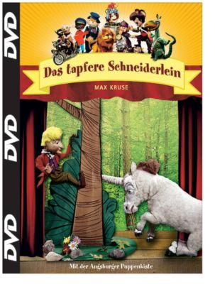 Das tapfere Schneiderlein - Augsburger Puppenkiste, Manfred Jenning
