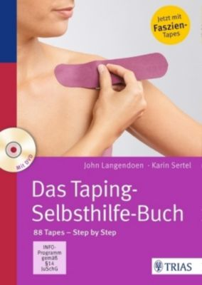 Das Taping-Selbsthilfe-Buch, m. DVD