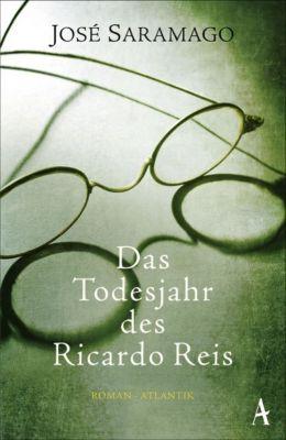Das Todesjahr des Ricardo Reis - José Saramago |