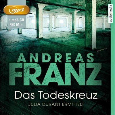 Das Todeskreuz, MP3-CD, Andreas Franz