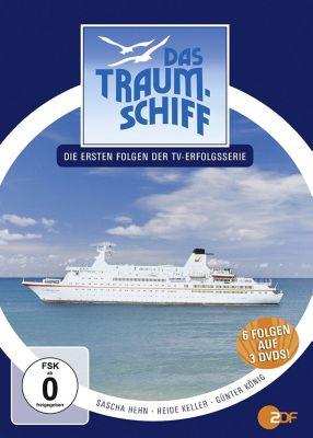 Das Traumschiff DVD-Box 1, Das Traumschiff