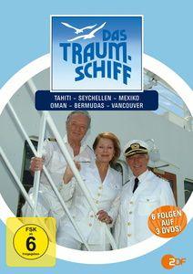 Das Traumschiff DVD-Box 4, Curth Flatow, Werner Hanns
