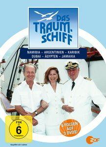Das Traumschiff DVD-Box 5, Das Traumschiff