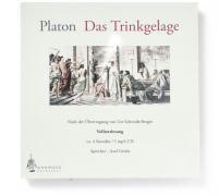 Das Trinkgelage, 1 MP3-CD, Platon