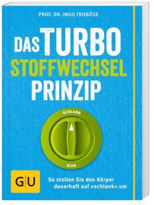 Das Turbo-Stoffwechsel-Prinzip - Ingo Froböse  