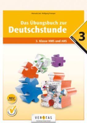 Das bungsbuch zur deutschstunde 3 klasse nms und ahs for Wolfgang pramper