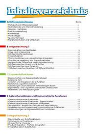 Das Übungsheft Oberstufe Mathematik - Produktdetailbild 1