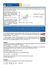 Das Übungsheft Oberstufe Mathematik - Produktdetailbild 3