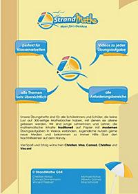 Das Übungsheft Oberstufe Mathematik - Produktdetailbild 2