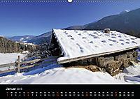 Das Ultental und seine Jahreszeiten (Wandkalender 2019 DIN A2 quer) - Produktdetailbild 1