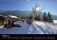Das Ultental und seine Jahreszeiten (Wandkalender 2019 DIN A2 quer) - Produktdetailbild 2