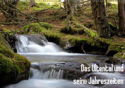 Das Ultental und seine Jahreszeiten (Wandkalender 2019 DIN A2 quer), Gert Pöder