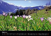 Das Ultental und seine Jahreszeiten (Wandkalender 2019 DIN A2 quer) - Produktdetailbild 3