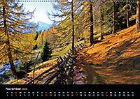 Das Ultental und seine Jahreszeiten (Wandkalender 2019 DIN A2 quer) - Produktdetailbild 11