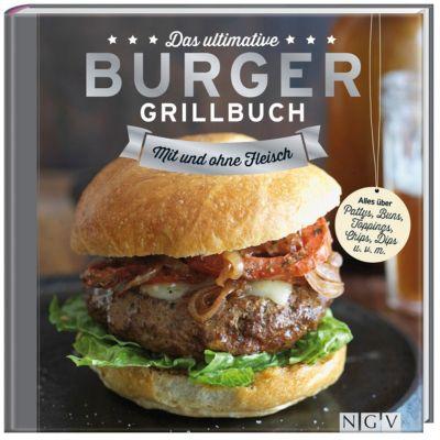 Das ultimative Burger-Grillbuch -  pdf epub