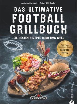 Das ultimative Football-Grillbuch - Andreas Rummel pdf epub