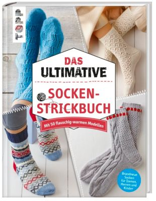 Das ultimative Socken Strickbuch Buch bei Weltbild.ch bestellen