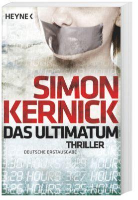 Das Ultimatum, Simon Kernick