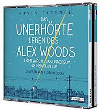 Das unerhörte Leben des Alex Woods oder warum das Universum keinen Plan hat, 6 Audio-CDs - Produktdetailbild 1