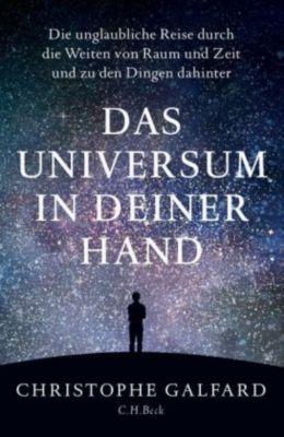 Das Universum in deiner Hand, Christophe Galfard