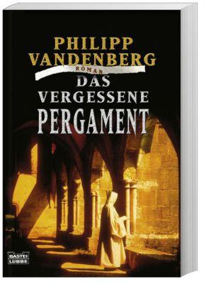 Das vergessene Pergament, Philipp Vandenberg