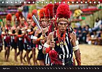 Das Vermächtnis der Nagakrieger (Tischkalender 2019 DIN A5 quer) - Produktdetailbild 4