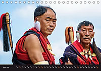 Das Vermächtnis der Nagakrieger (Tischkalender 2019 DIN A5 quer) - Produktdetailbild 6