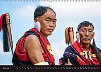 Das Vermächtnis der Nagakrieger (Wandkalender 2019 DIN A2 quer) - Produktdetailbild 6