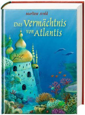 Das Vermächtnis von Atlantis, Marliese Arold