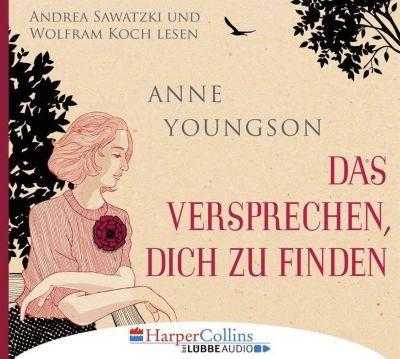 Das Versprechen, dich zu finden, 6 Audio-CDs, Anne Youngson