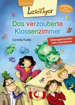 Das verzauberte Klassenzimmer, Cornelia Funke