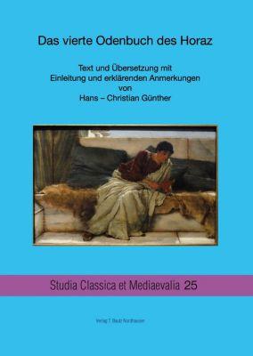 Das vierte Odenbuch des Horaz - Horaz |