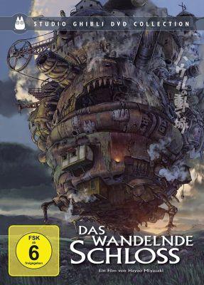 Das wandelnde Schloss - Deluxe Edition, Diana Wynne Jones