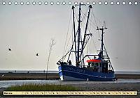 Das Wattenmeer - 2019 (Tischkalender 2019 DIN A5 quer) - Produktdetailbild 5